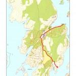 Hankø kart